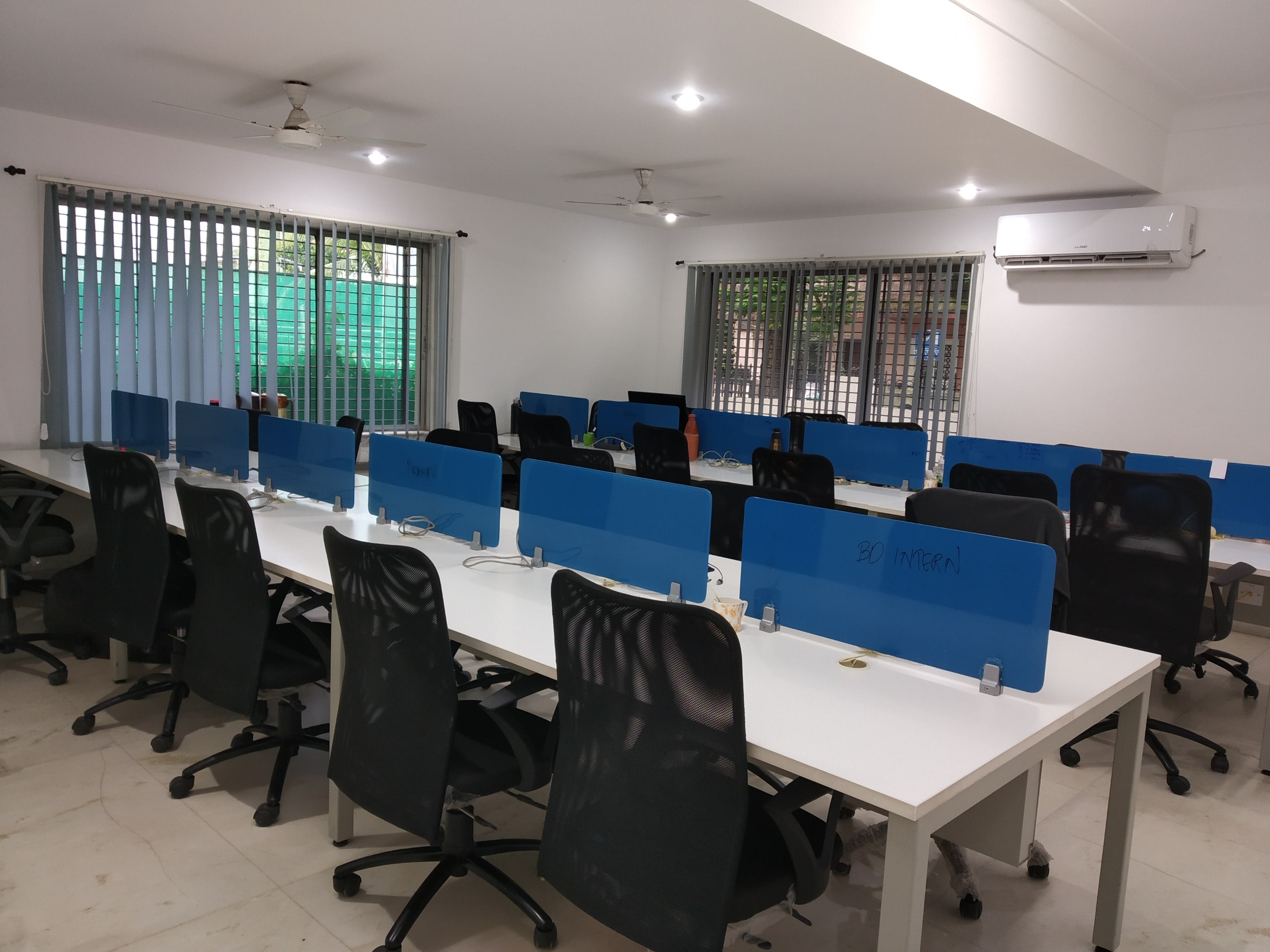 coworking office space pune