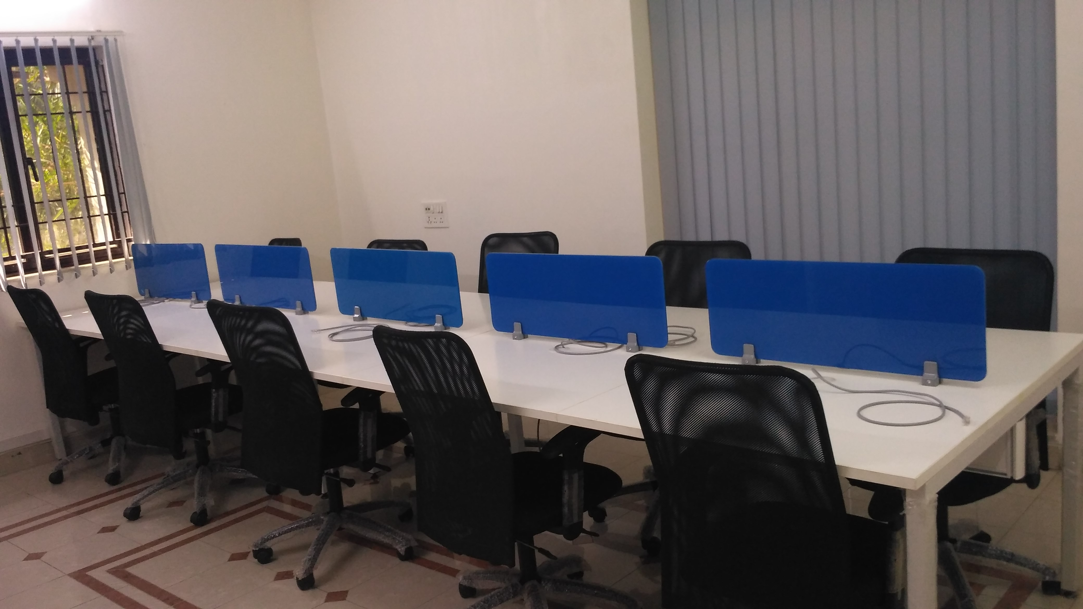 office space on sharing basis in pune